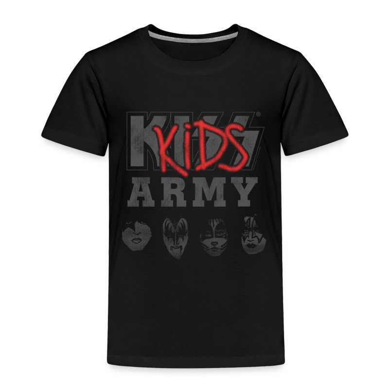 KIDS Army (2-4 Yrs) - Toddler Premium T-Shirt