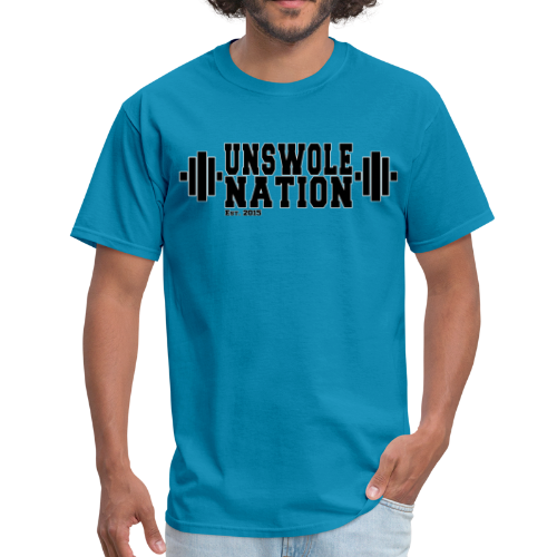 UNSWOLE NATION  - Men's T-Shirt
