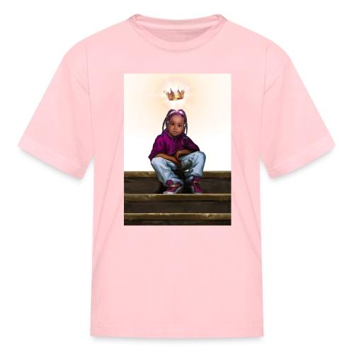 Girl's To Be A Queen T-Shirt - Kids' T-Shirt