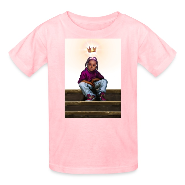 Girl's To Be A Queen T-Shirt