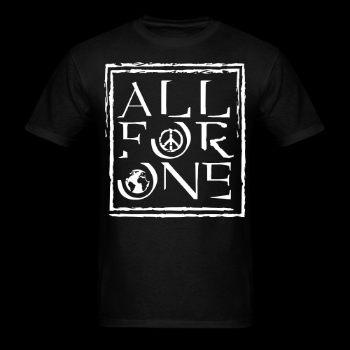 ALL FOR ONE TEE - Men's T-Shirt