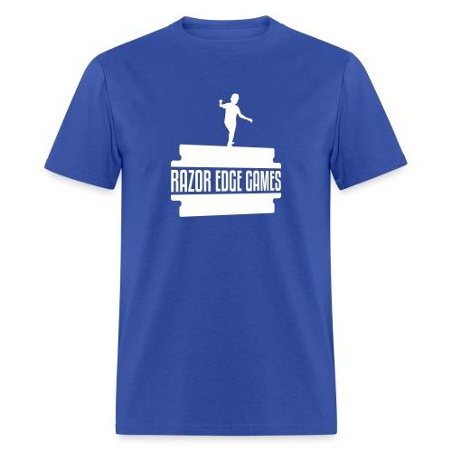 REG (Men's) - Dev Team on back - Men's T-Shirt