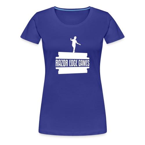 REG (Women's) - Dev Team on back - Women's Premium T-Shirt