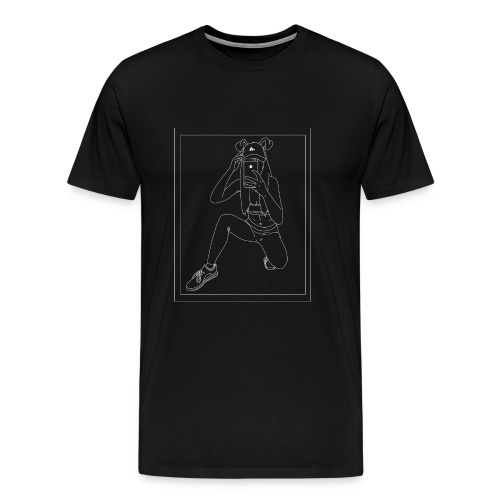 Selfie Girl - Men's Premium T-Shirt