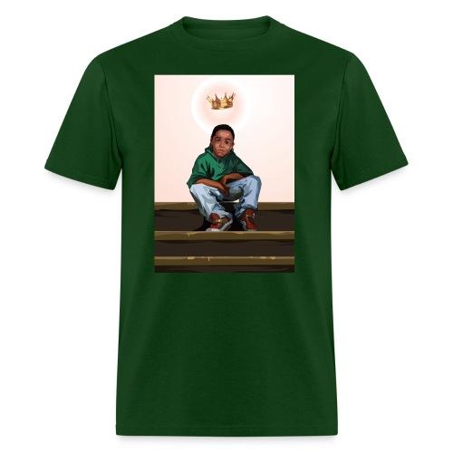 To Be A King (Men's Hunter Green T-Shirt) - Men's T-Shirt