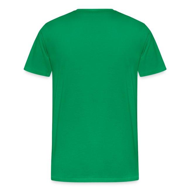 To Be A King (Men's Premium Green T-Shirt)