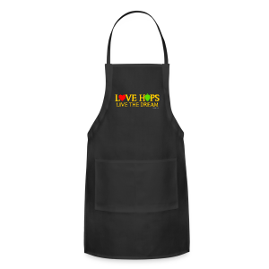 Love Hops Live The Dream Adjustable Apron - Adjustable Apron