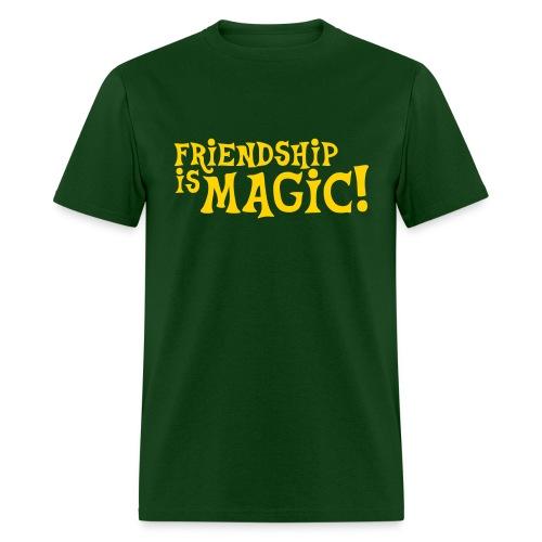 Friendship Is Magic - Men's T-Shirt
