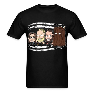 Chibi S (Male) - Men's T-Shirt