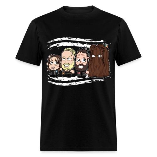 Chibi S (Male) - Men's T-Shirt