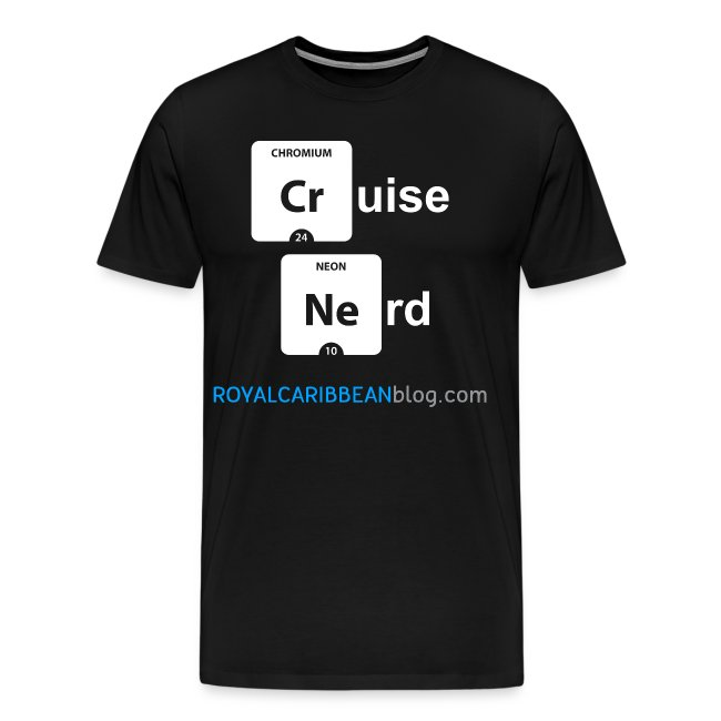 Cruise Nerd Men's Shirt