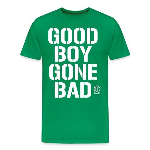 (R)andM: GOOD BOY GONE BAD - Men's Premium T-Shirt