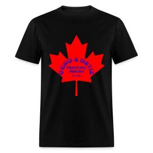 Ocho and Ortiz Maple Leaf - Men's - Men's T-Shirt