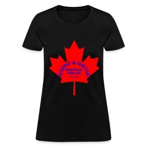 Ocho and Ortiz Maple Leaf - Women's  - Women's T-Shirt