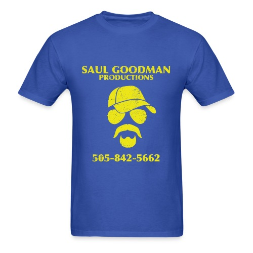 Saul Goodman Productions - Men's T-Shirt
