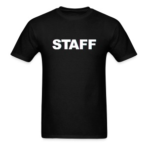 staff tour shirt - Men's T-Shirt