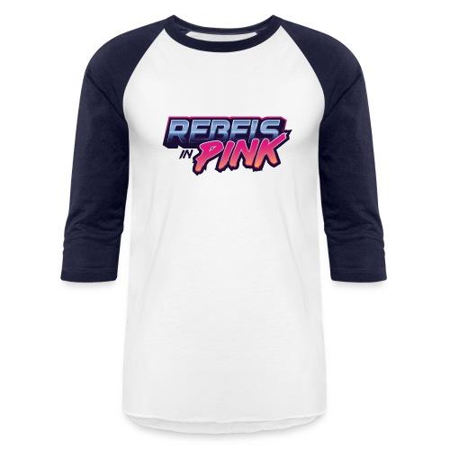 Rebel Retro Men's Baseball Tee - Baseball T-Shirt