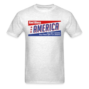 American Farmers - Men's T-Shirt
