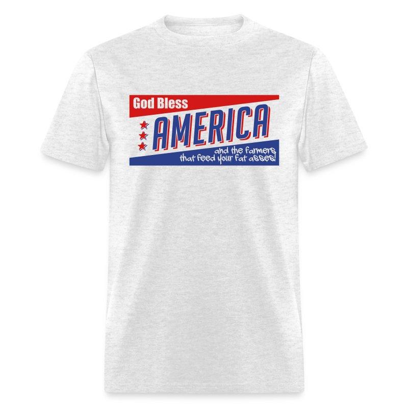 American Farmers - Men's T-Shirt