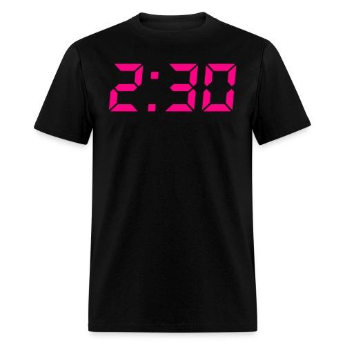 2:30 - Men's T-Shirt