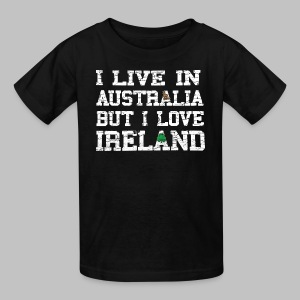 Live Austalia Love Ireland - Kids' T-Shirt