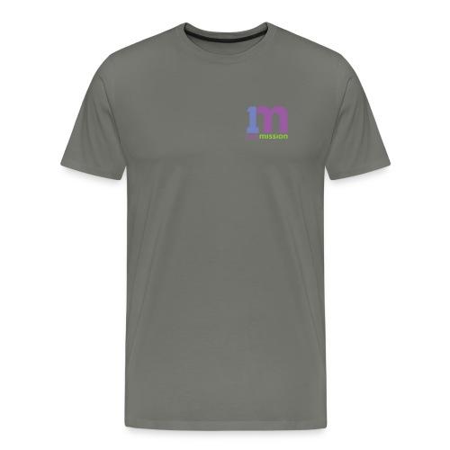 Men's Premium One Mission T-Shirt - Men's Premium T-Shirt
