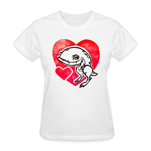Guar Love - Ladies - Women's T-Shirt