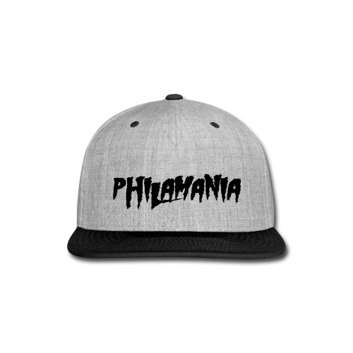 Philamania - Snap-back Baseball Cap