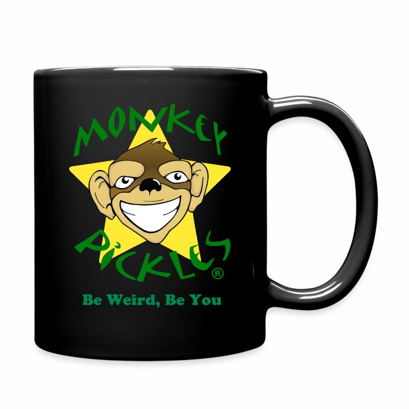 Coffee Mug - Be Weird, Be You - Full Color Mug