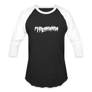 Philamania - Baseball T-Shirt
