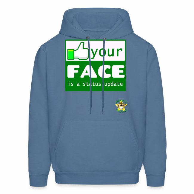 Monkey Pickles Hoodie - Your Face