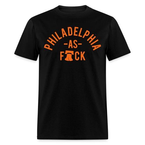 Philadelphia As F*ck - Men's T-Shirt