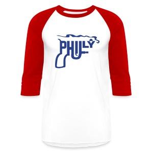 Philly Gun - Baseball T-Shirt