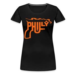 Philly Gun - Women's Premium T-Shirt