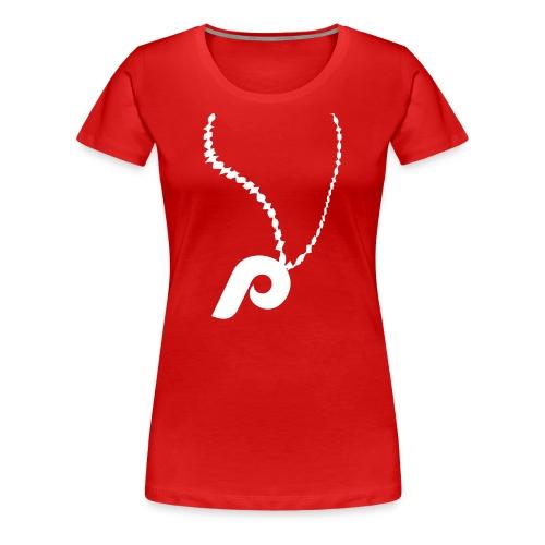 Philly Bling - Women's Premium T-Shirt