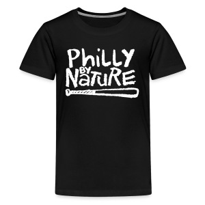 Philly by Nature - Kids' Premium T-Shirt