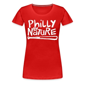 Philly by Nature - Women's Premium T-Shirt