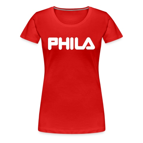 Phila - Women's Premium T-Shirt