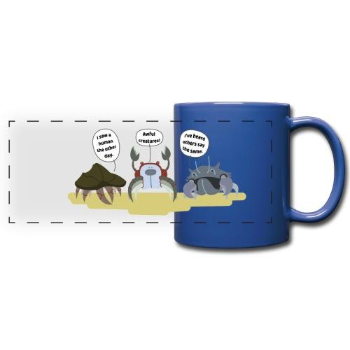 Mudcrab Mug - Full Color Panoramic Mug
