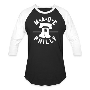 Made In Philly - Baseball T-Shirt