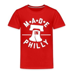 Made In Philly - Toddler Premium T-Shirt
