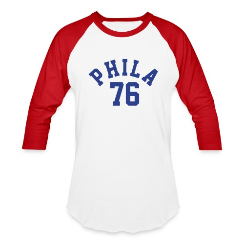 PHILA 76 - Baseball T-Shirt