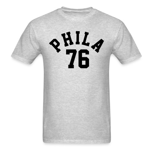 PHILA 76 - Men's T-Shirt
