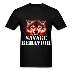 SAVAGE BEHAVIOR MEN  - Men's T-Shirt