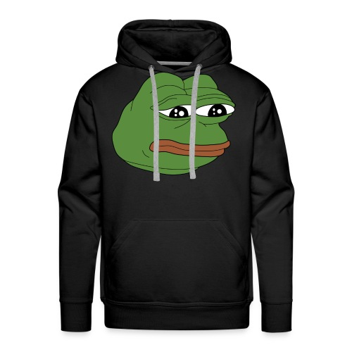 A Contemporary Pepe - Men's Premium Hoodie