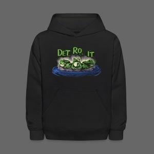 Detroit Frogs - Kids' Hoodie