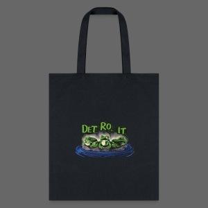 Detroit Frogs - Tote Bag
