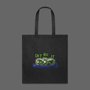 Detroit Frogs - Tote Bag