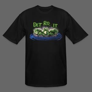 Detroit Frogs - Men's Tall T-Shirt