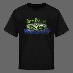 Detroit Frogs - Kids' T-Shirt